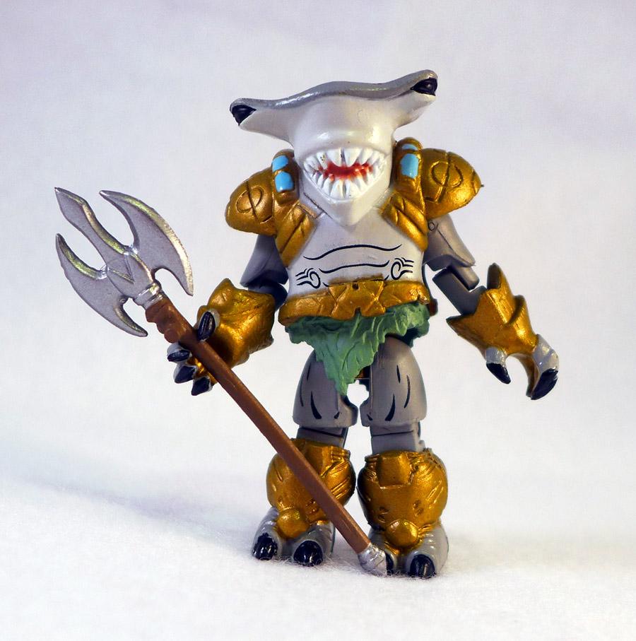 Spyrnus (Hammerhead Shark) Battle Beasts Loose Minimate
