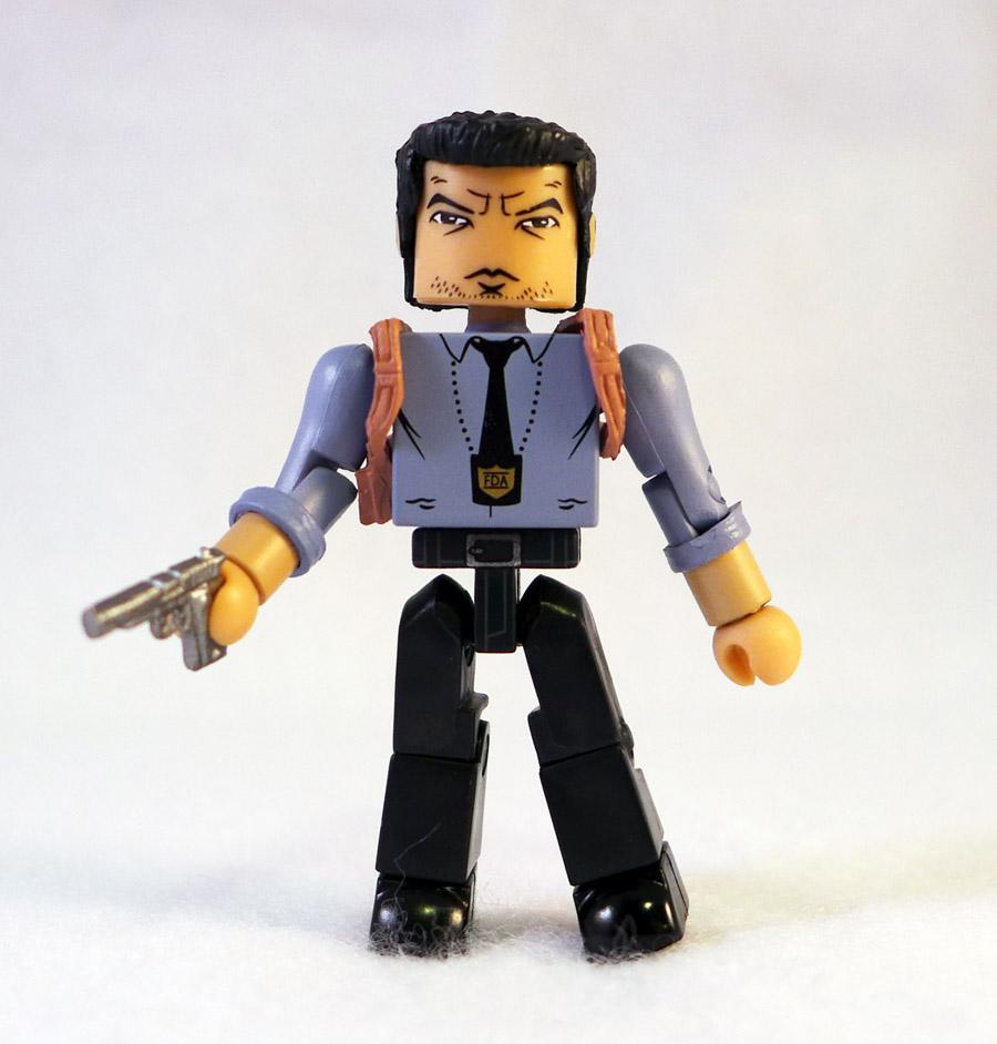 FDA Agent Tony Chu (Chew) Loose Minimate