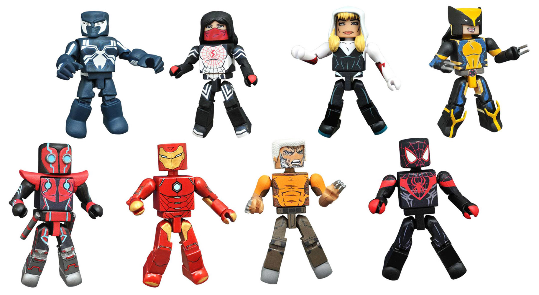Marvel NOW Minimates Single Packs Full Case of 18