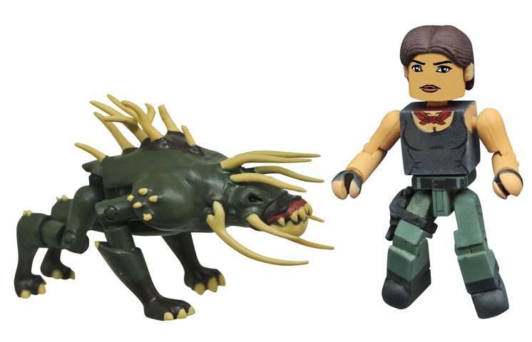 Predator Hound & Isabelle Minimates