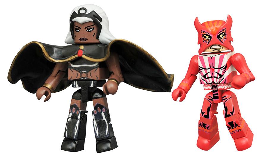 Storm & Sunfire Marvel Minimates