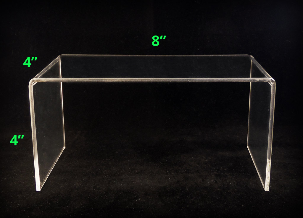 Large Acrylic Display Shelf