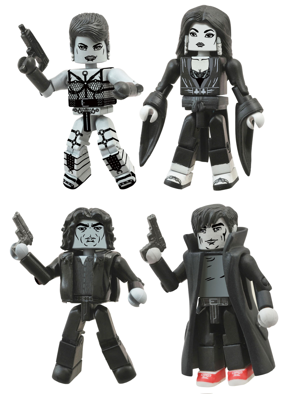 Sin City Minimates Series 3 Box Set