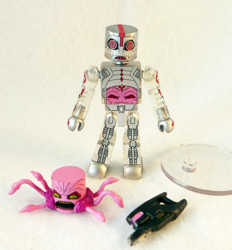 Kraang TMNT Series 5 Minimate