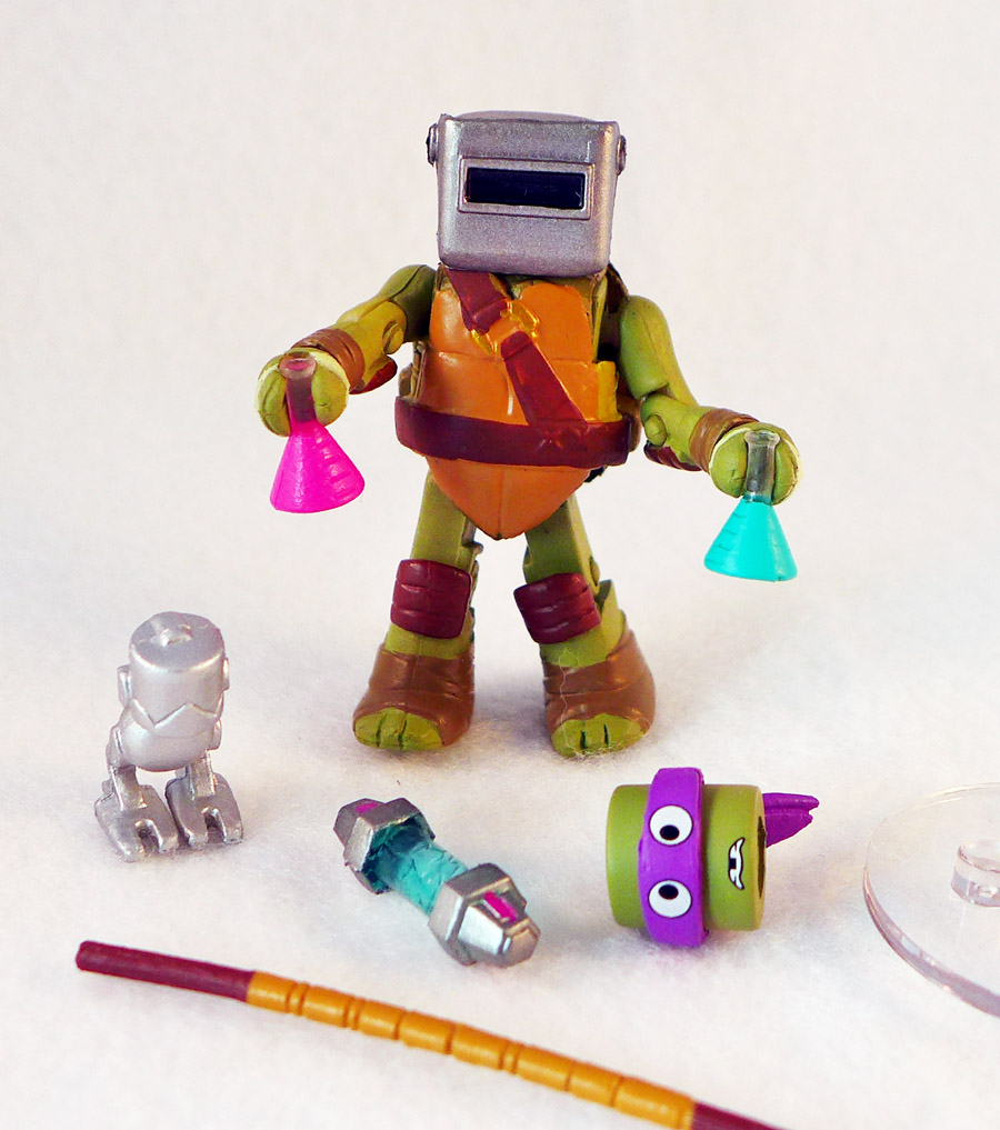Donatello TMNT Series 5 Minimate