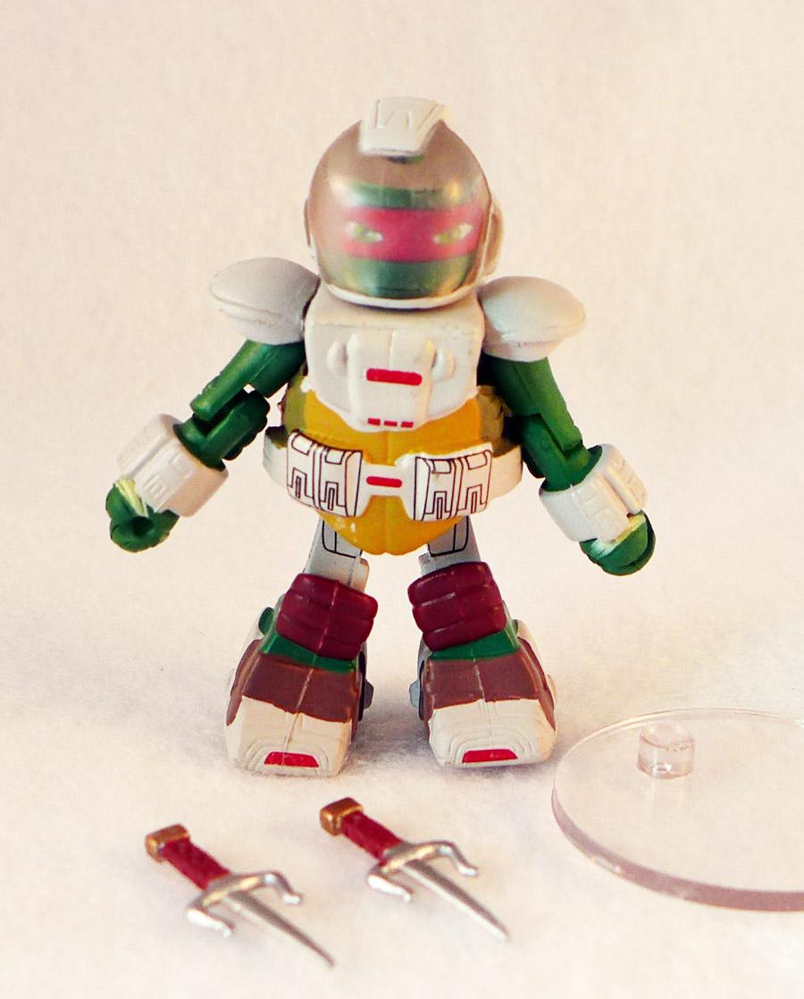 Space Raphael TMNT Series 5 Minimate