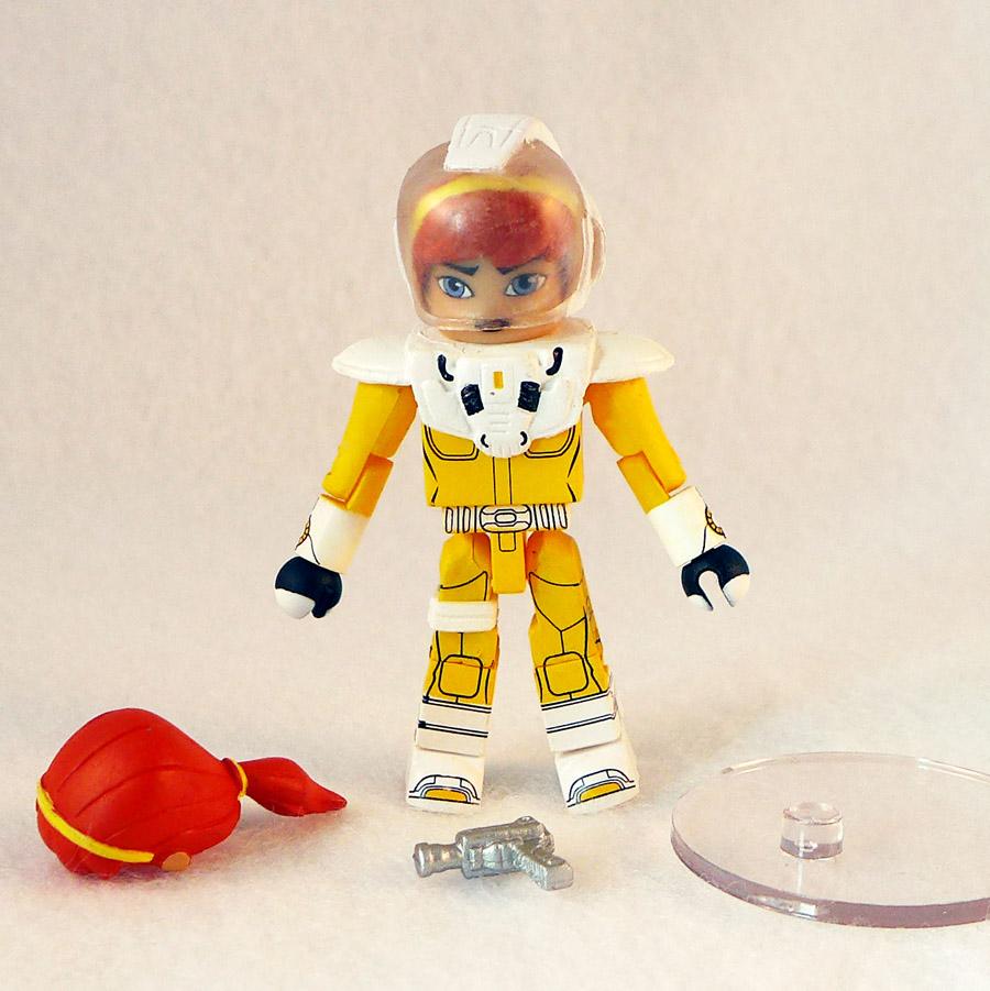 Space April TMNT Series 5 Minimate