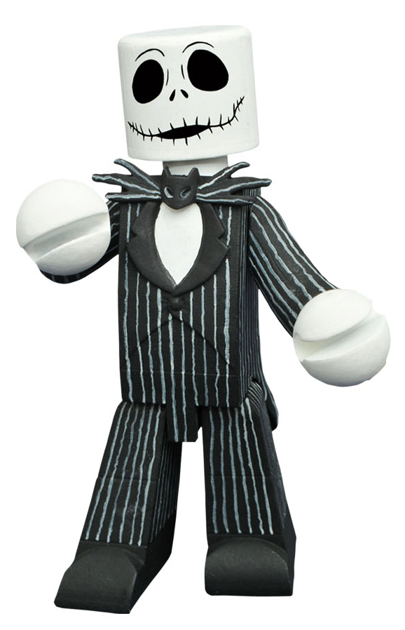 jack skellington nightmare before christmas vinimate vinyl figure - Jack From Nightmare Before Christmas
