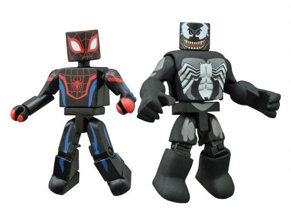 Ultimate Spider-Man & Venom Walgreens Exclusive Marvel Minimates