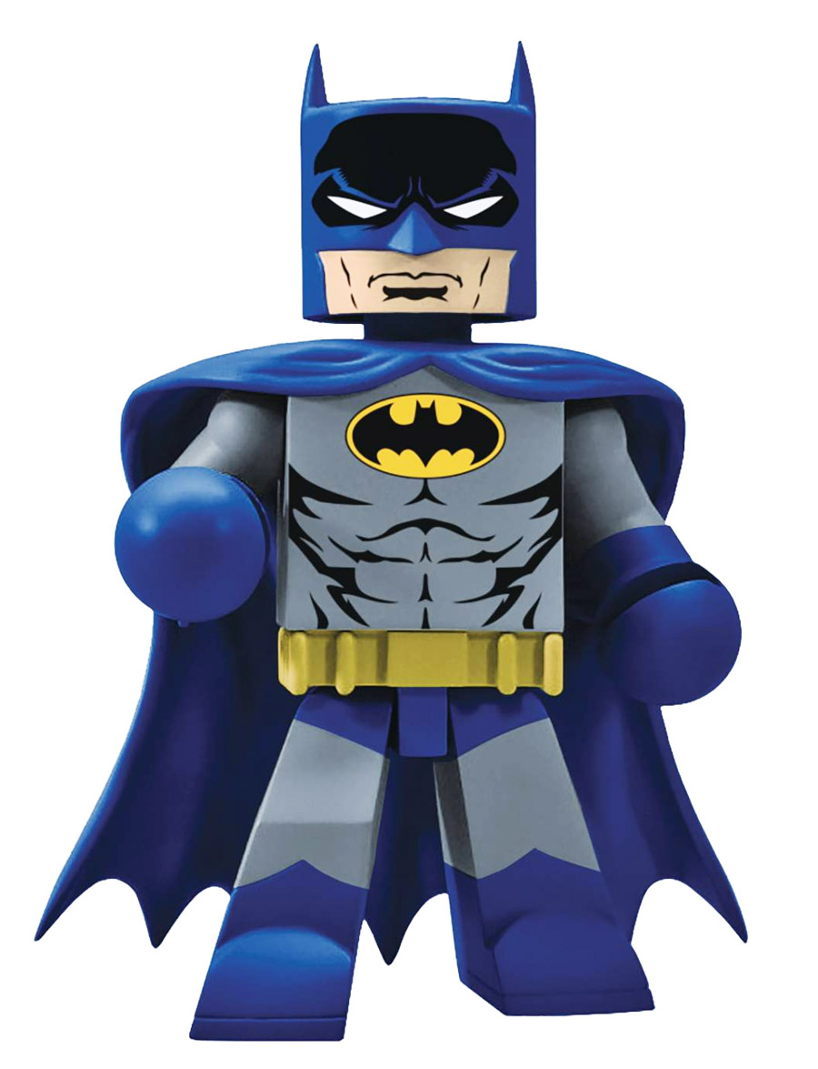 Batman (Blue and Grey Costume) DC Comics Vinimate Vinyl Figure