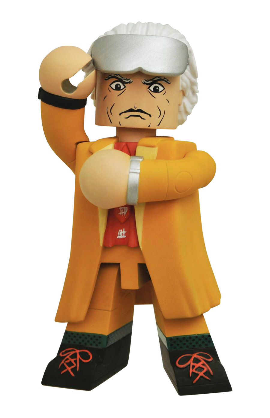 Doc Brown from Back to the Future 2 Vinimate Vinyl Figure