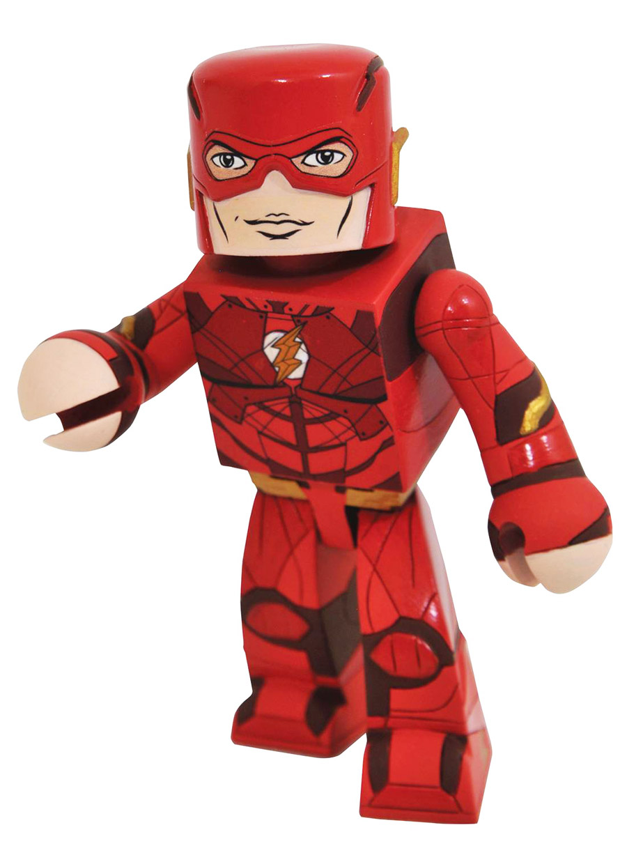 The Flash Justice League Movie DC Vinimate Vinyl Figure