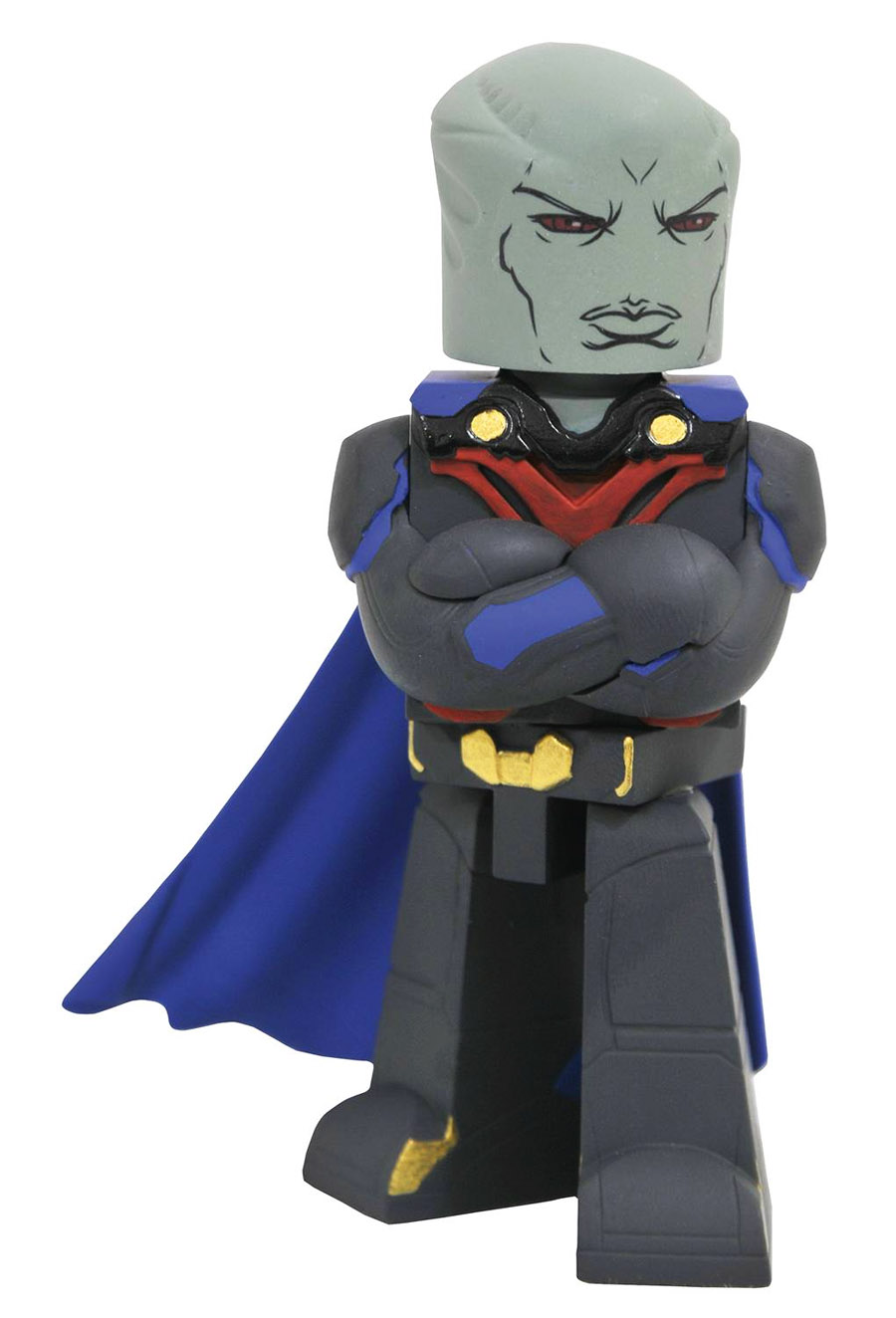 Martian Manhunter Supergirl TV CW DC Vinimate Vinyl Figure