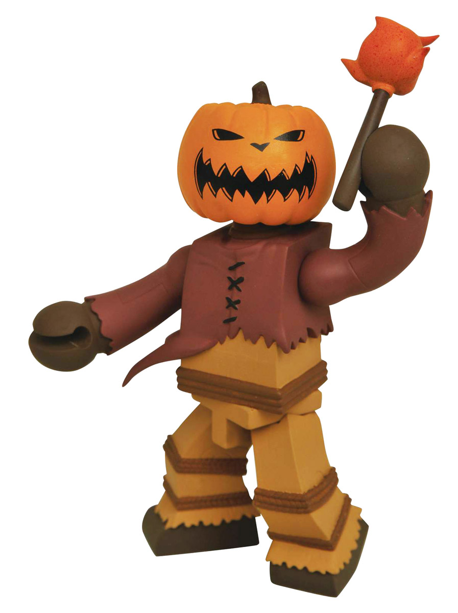 The Pumpkin King Nightmare Before Christmas Vinimate Vinyl Figure