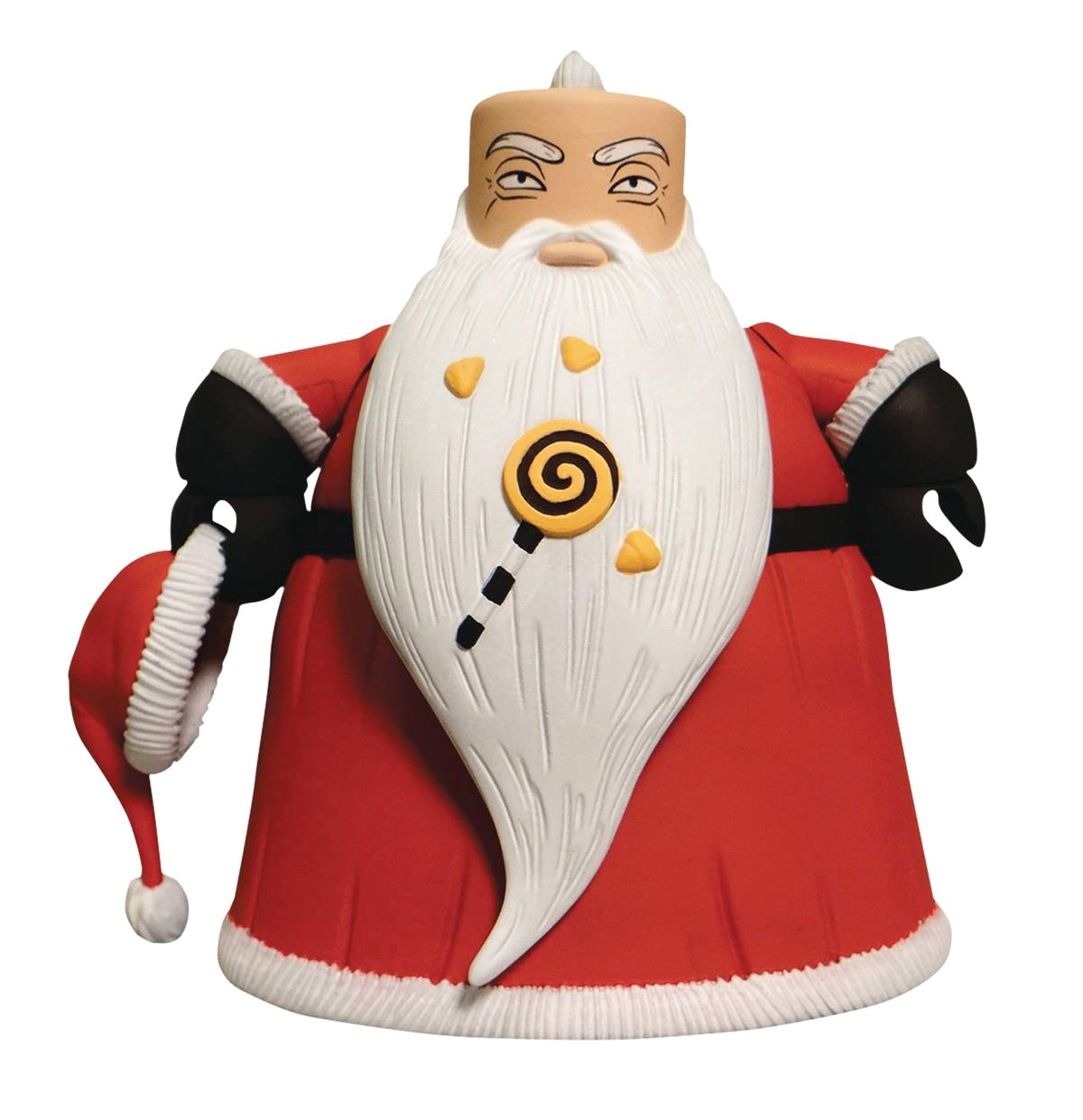 Santa Nightmare Before Christmas Vinimate Vinyl Figure
