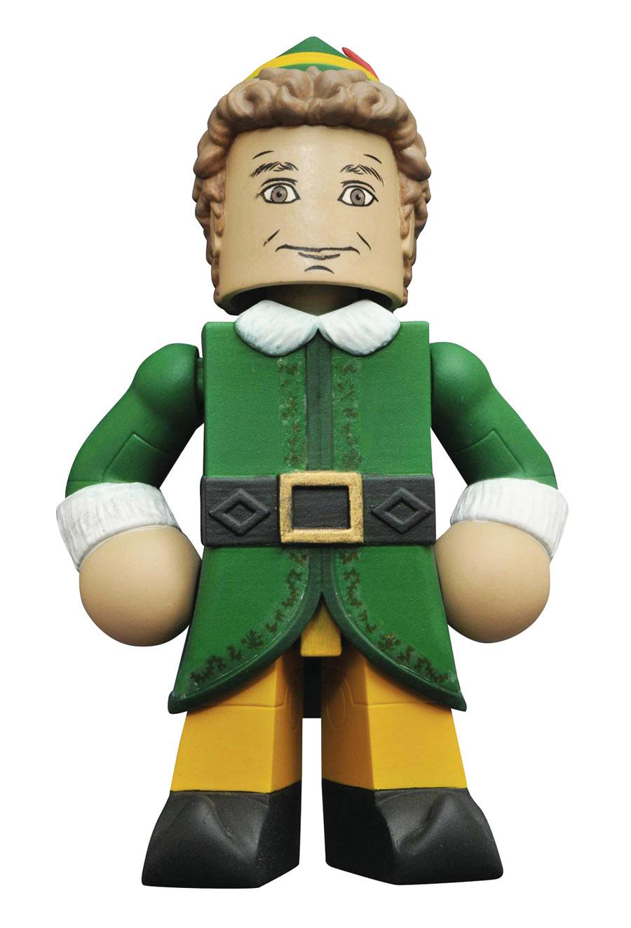 Luke S Toy Store Elf Minimates